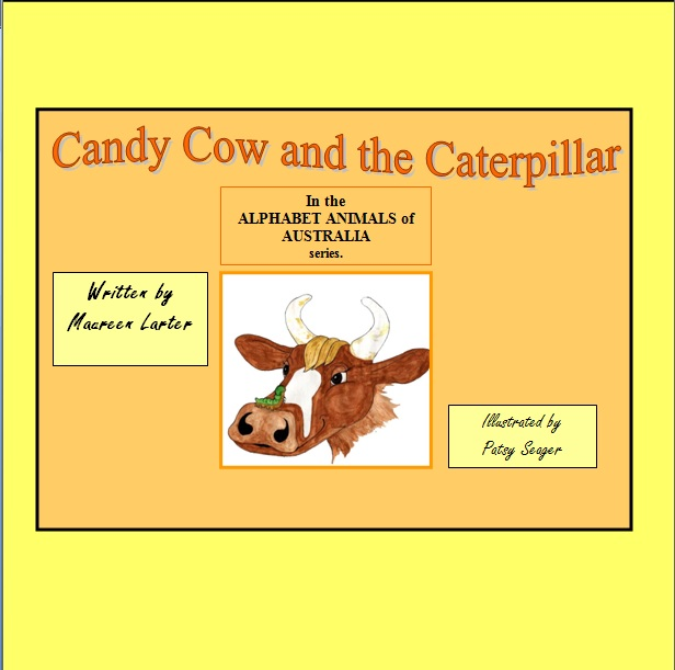 Candy Cow Front