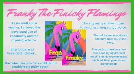 Franky Promo 1 with reviews